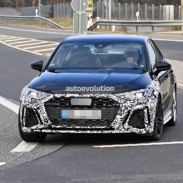 Audi RS3 2022 Model Sportback dan Sedan Segera Tiba