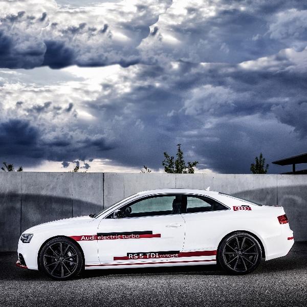 Audi RS5 Bisa Dapatkan Sistem Elektrik 48V