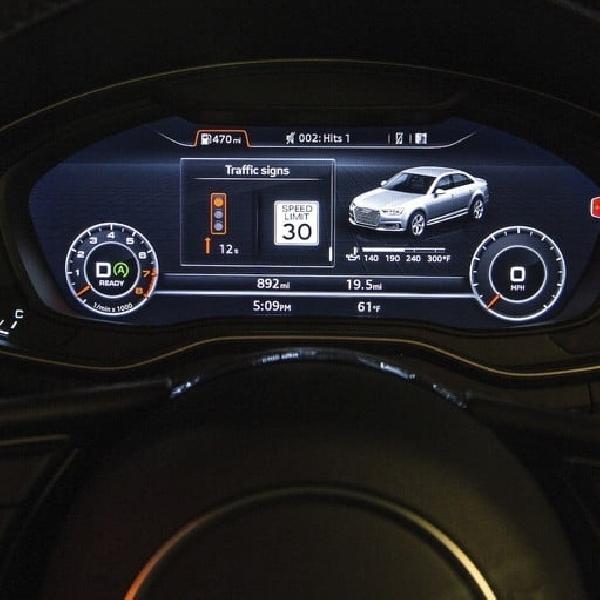Audi Q8 Berteknologi V2X, Peringatkan Pengemudi Saat Mendekati Pekerja di Jalan Raya