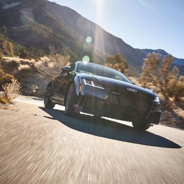 Audi TT RS 2018, Gunakan Mesin 5 Silinder 400 hp