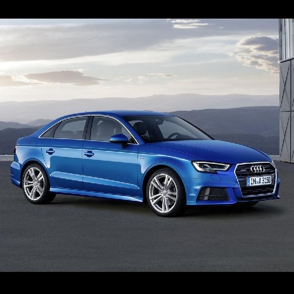 Audi A3 Baru Direncanakan Tahun 2019