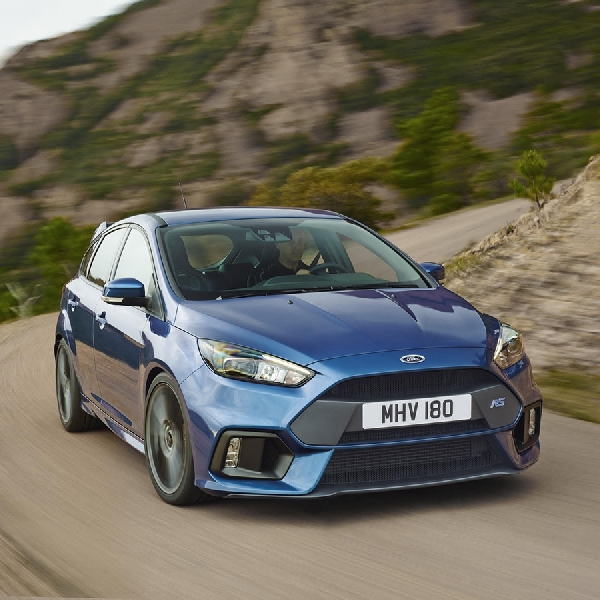 Australia ingin Ford hapus Drift Mode pada Focus RS