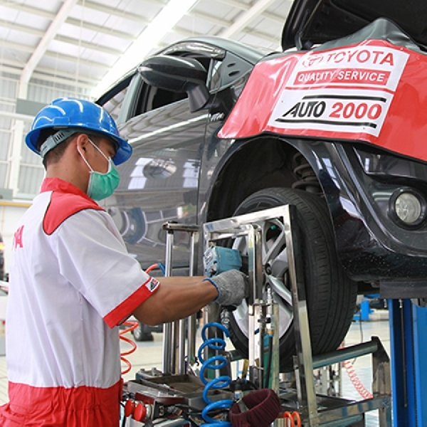 Auto2000 Perluas Jangkauan ke Customer Toyota