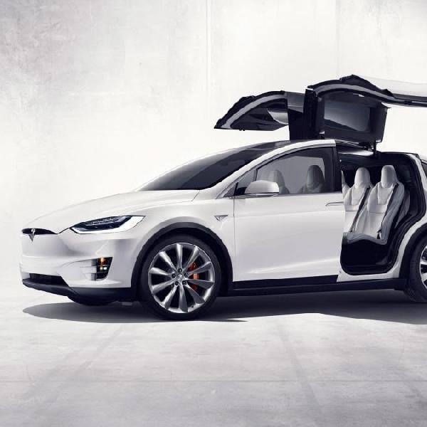 Autopilot Tesla Model X selamatkan pemiliknya