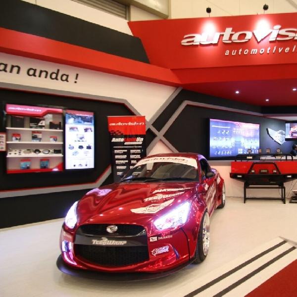 Ikano dan Twin Head Resmi Tergabung Dalam Autovision