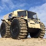 ATV Sherp Monster Off-Road dari Siberia