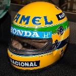 Harga Helm Milik Ayrton Senna Tembus Rp 1 Miliar