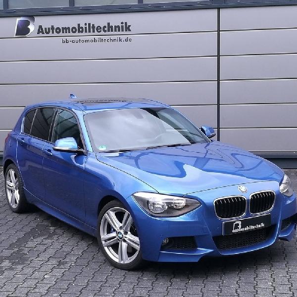 Modifikasi Performa BMW 116i oleh B&B