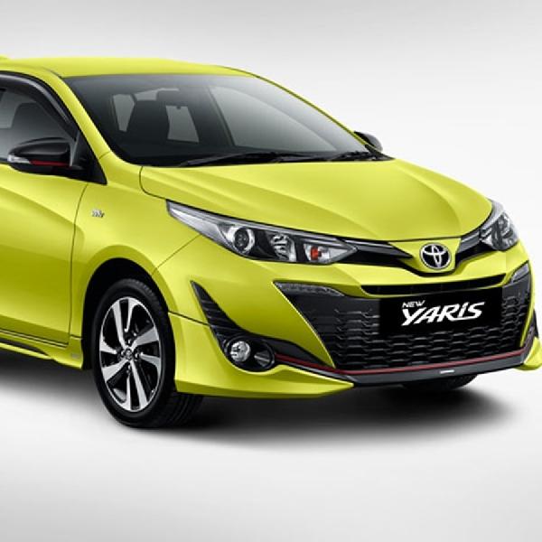Yaris Fun Drive Hadir di Kota Kembang