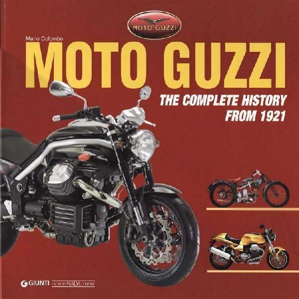 Tonggak Sejarah Kehadiran Moto Guzzi