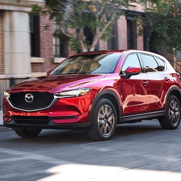 Mazda CX-5 2019 Hadir dengan Banyak Perubahan