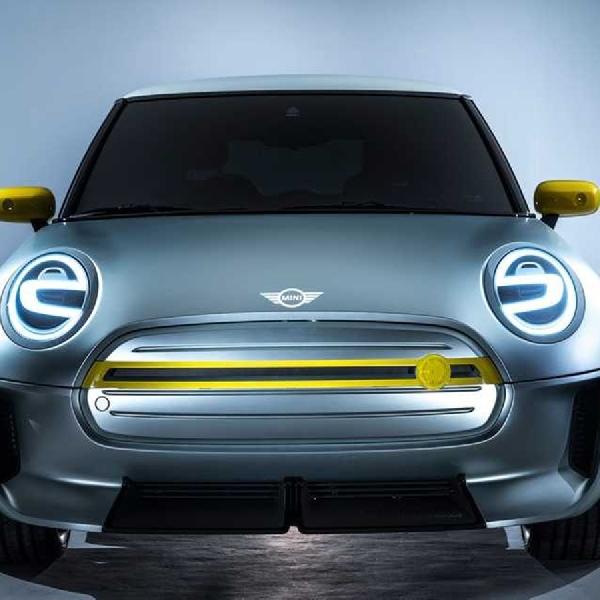 BMW akan Produksi Mini Listrik di Cina