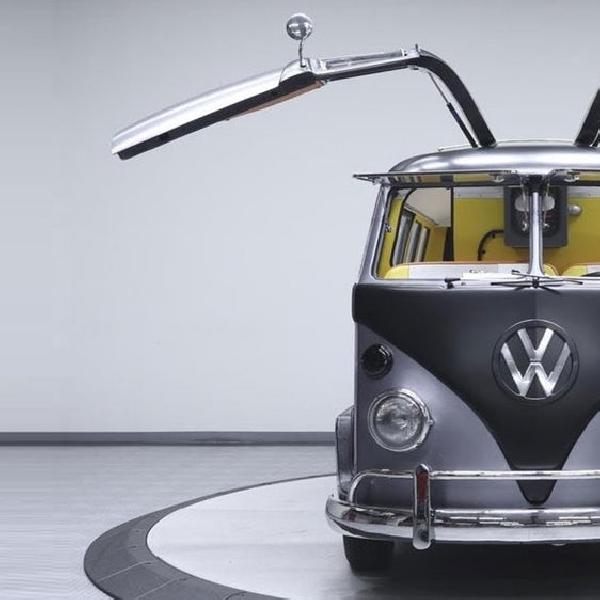 Modifikasi VW Kombi, Reborn DeLorean Besutan Velocity Motorcars