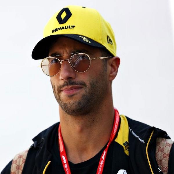 F1: Daniel Ricciardo Tidak Puas dengan Hasil Akhir 2019