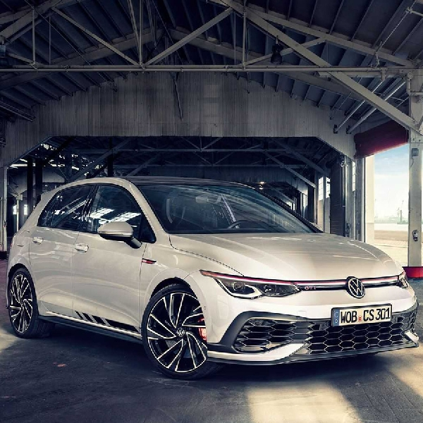 Bakal Debut, VW Golf GTI Clubsport Terungkap ke Publik