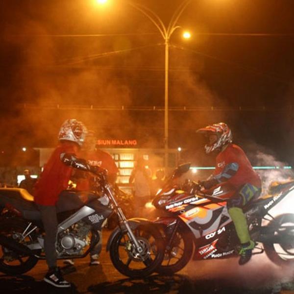 Bali Lahirkan Stunt Motor yang Tangguh