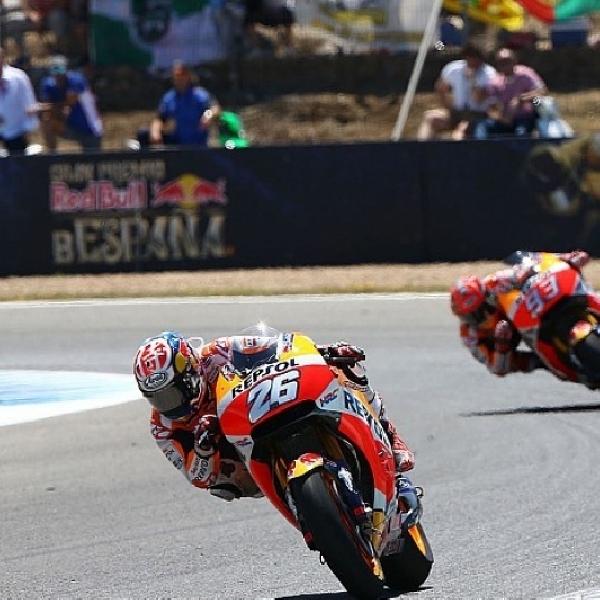MotoGP: Ban Lunak Jadi Kunci Utama Dani Pedrosa