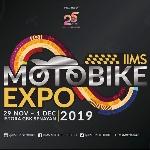 Kali Pertama Digelar,IIMS Motobike Expo 2019, Targetkan Nilai  Transaksi Rp25 Miliar