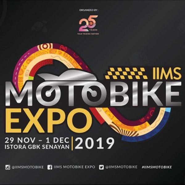 Modifikator dan Aftermarket Ramaikan IIMS Motobike Expo  2019