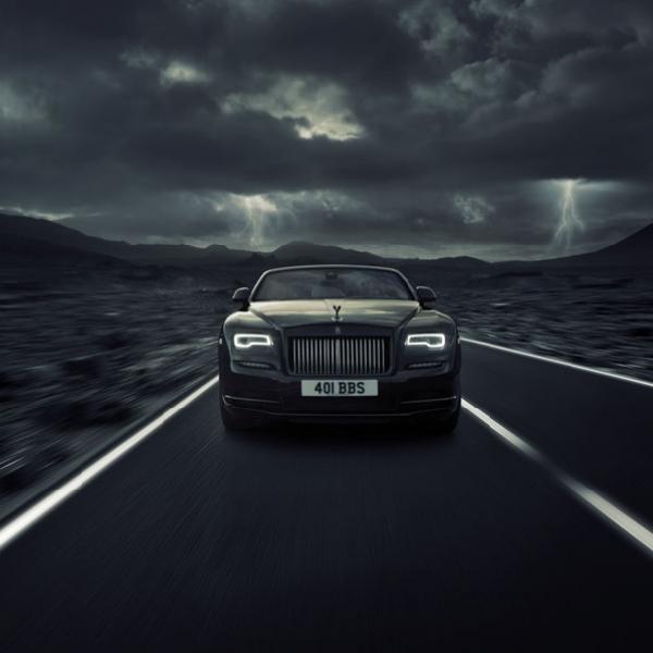 Black Badge, Kreasi Terbaru Rolls-Royce
