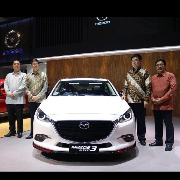 Hadir di IIMS 2018  Mazda Siapkan Test Drive Mobil Baru dan Promo Menarik