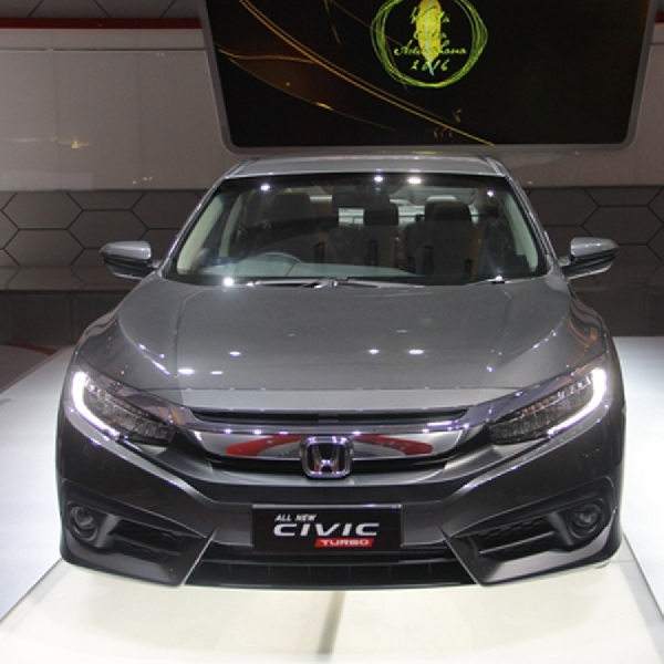 Bedah Tuntas All New Honda Civic dengan Mesin Turbo