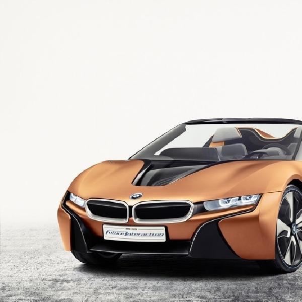 Beginikah Teknologi Mobil Masa Depan BMW