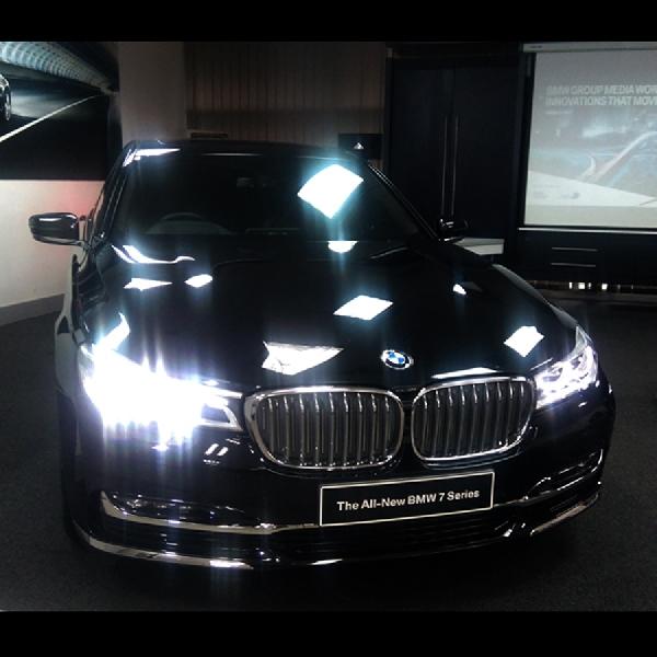 Beginilah Cara Kerja Air Suspension All New BMW Seri 7