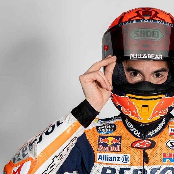 MotoGP: Belum Pulih Sepenuhnya, Begini Kata Marc Marquez