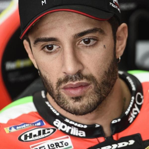 MotoGP: Belum Tentukan Masa Depan Andrea Iannone, Aprilia Menunggu Putusan Sidang