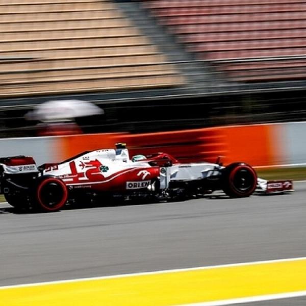 F1: Bendera Merah 'Hancurkan' Sesi Kualifikasi Kimi Raikkonen di Grand Prix Prancis F1