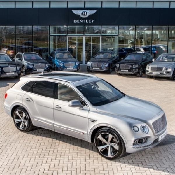 Bentayga Resmi Diresahkan ke Konsumen, Bentley Ajak Konsumen Tur Pabrik
