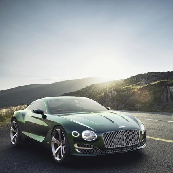 Bentley Akan Lahirkan Mobil Sport Coupe