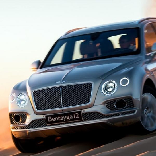 Bentley Bentayga akan Gendong Mesin Diesel Audi SQ7