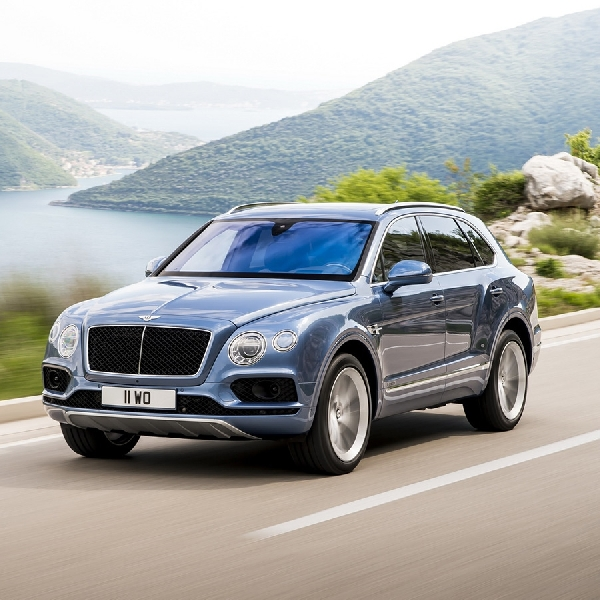 Bentley Akan Bikin Bentayga Versi Hybrid