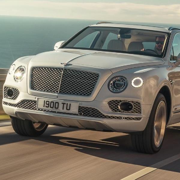 Bos Bentley: Kita Siap Produksi Mobil Listrik