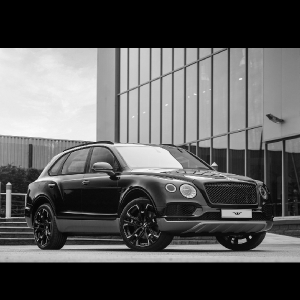 Modifikasi Dashyat Wheelsandmore Buat Bentley Bentayga
