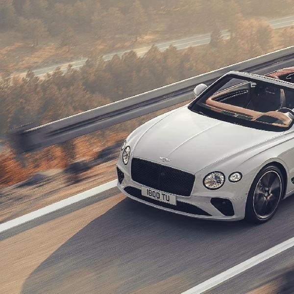 Bentley Kenalkan Continental GT Convertible Terbaru