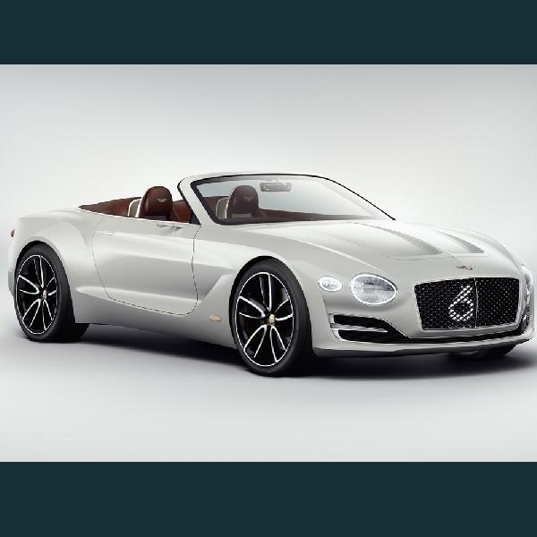 Bentley Pastikan Mobil Listrik Pertamanya Bukan SUV