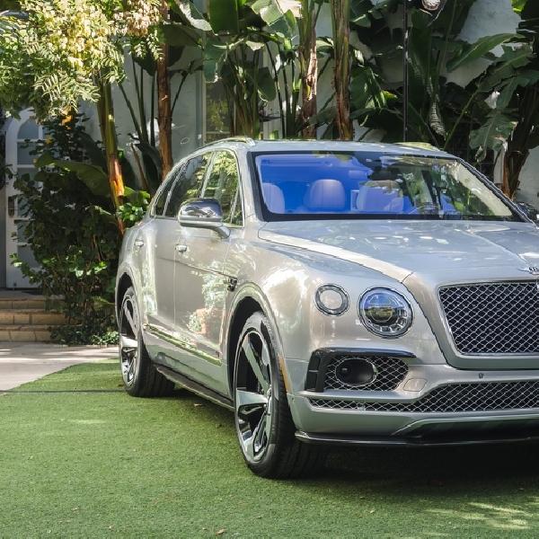 Bentley Kenalkan Bentayga Edisi Pertama di Los Angeles