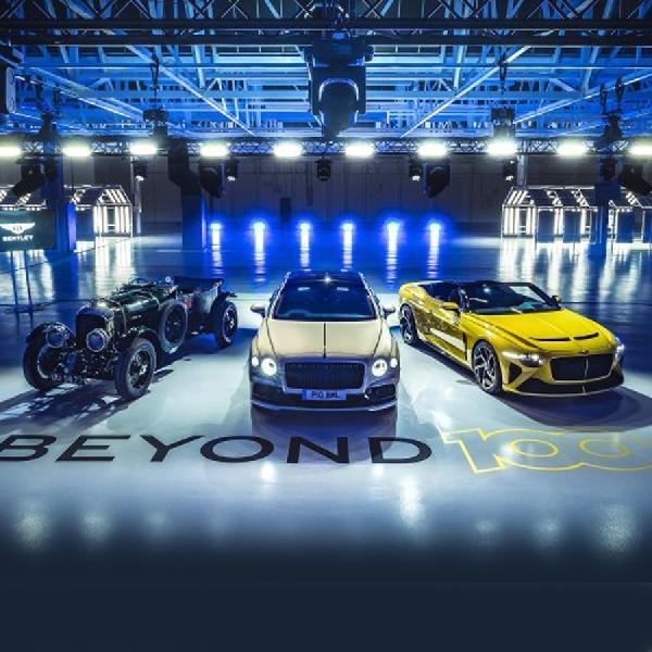 Bentley Menuju Tenaga Listrik Penuh Tahun 2030