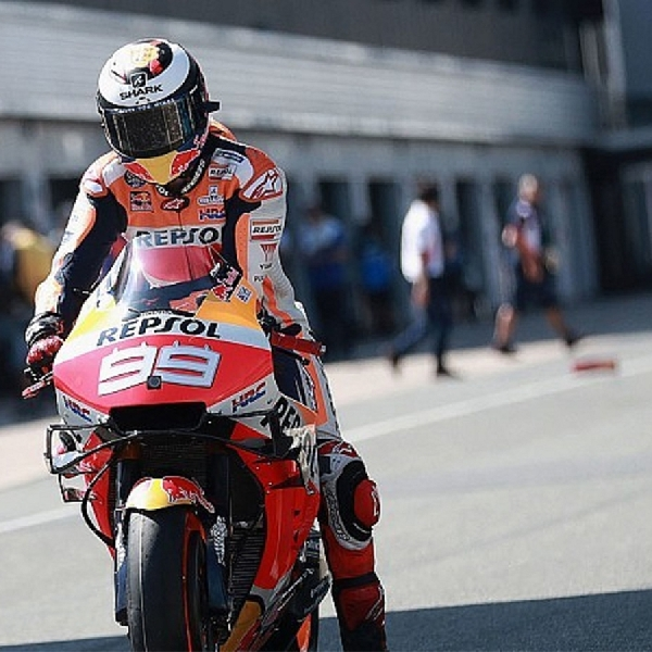 """Berhasil Finis di Silverstone, Jorge Lorenzo: """"Seperti Keluar Dari Bahaya"""""""