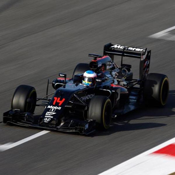 F1: Mclaren dapatkan Mesin Terbaru dari Honda