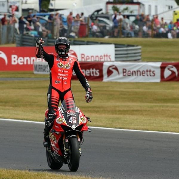 Berkompetisi di World Superbike, Scott Redding Gabung ke Tim Ducati