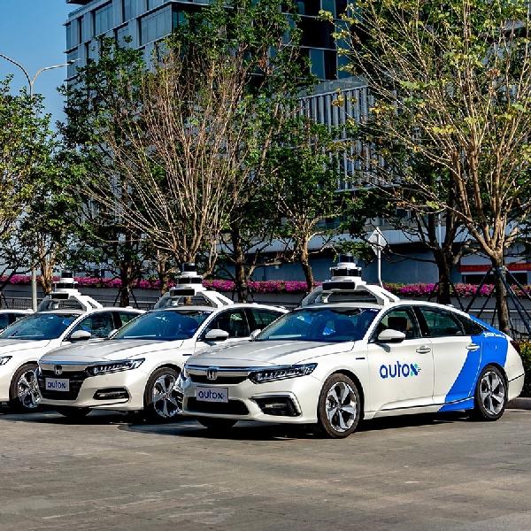 Bermitra Dengan AutoX, Honda Kembangkan Kendaraan Otonom