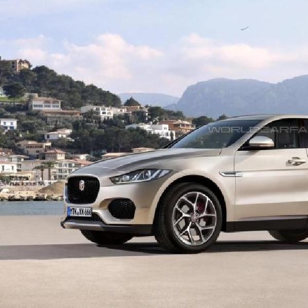 Bersiap, Jaguar Luncurkan Kendaraan Listrik 2018 Mendatang