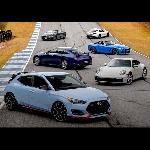 6 Pilihan Sportscar untuk Pecinta Performance di 2020