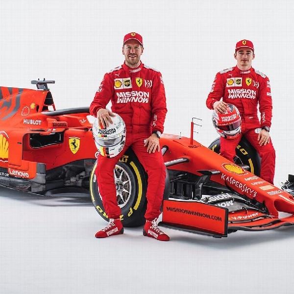 F1: Ferrari Punya Banyak Peluang Sampai Akhir Musim