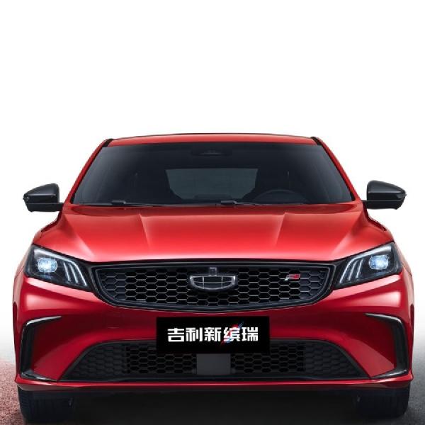 Geely Binrui Menampilkan Varian F-Type Sport Terbaru