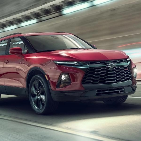 Fitur Baru Chevrolet Blazer 2019